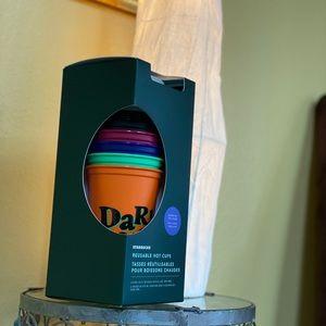 Starbucks 2020 plastic Halloween cups with lids